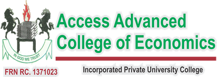 ACCESS ADVANCED COLLEGE OF ECONOMICS